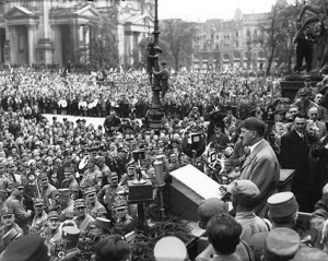 Adolf Hitler Speech