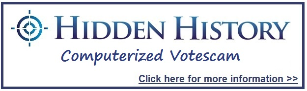 Computerized Votescam Hidden History Button Target Freedom USA