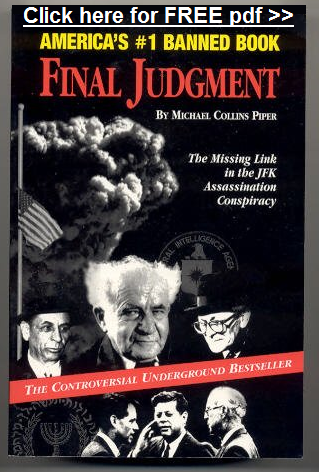 Final Judgment by Michael Collins Piper Cover