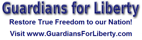 Guardians for Liberty New Logo