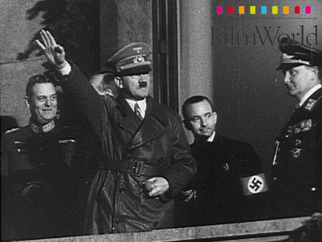 a discussion of adolf hitlers eventual gaining of lebensraum