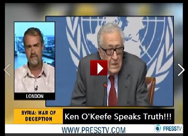 Ken OKeefe Speaks Truth